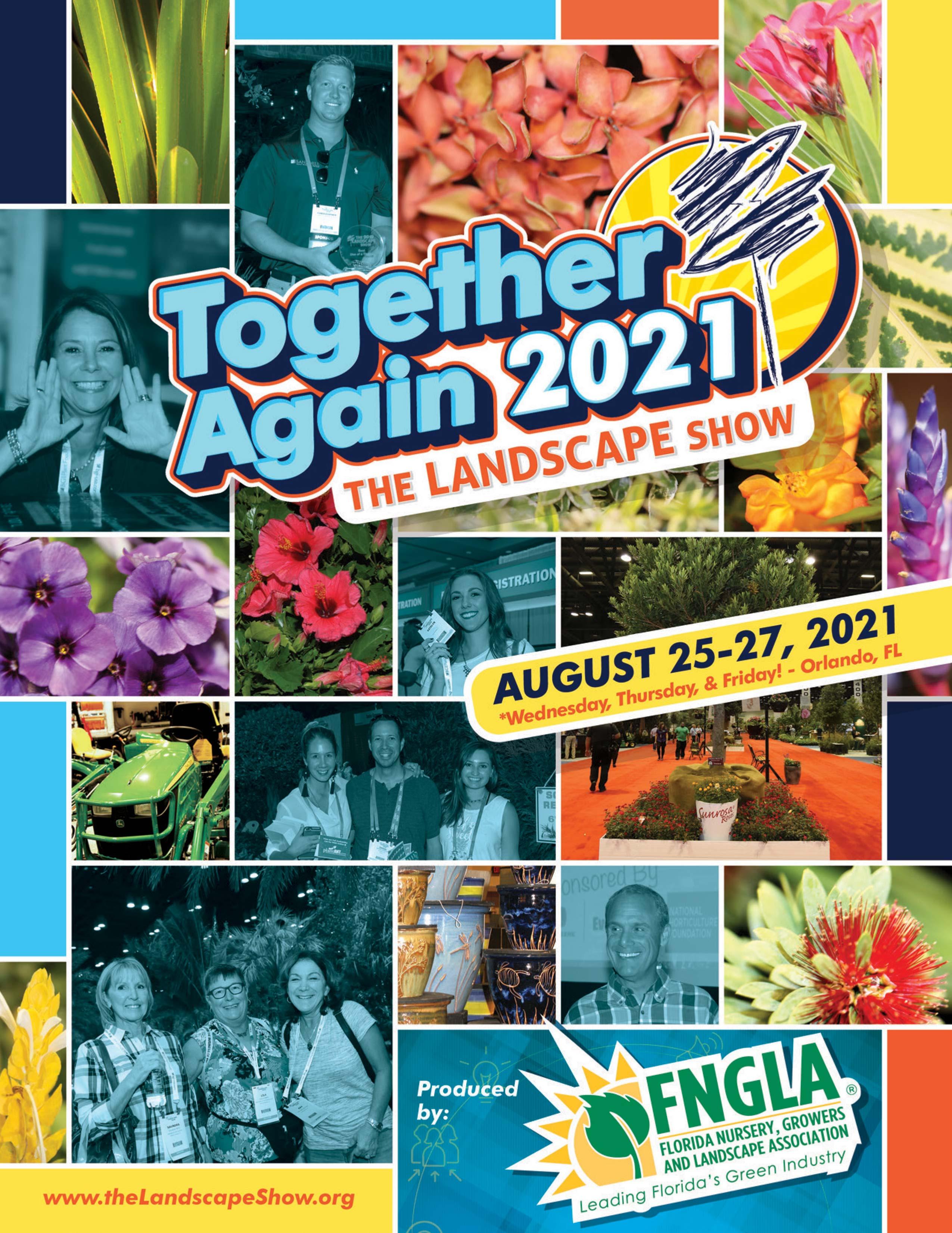 The Landscape Show Brochure